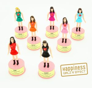 Happiness 「GIRLZ N' EFFECT」